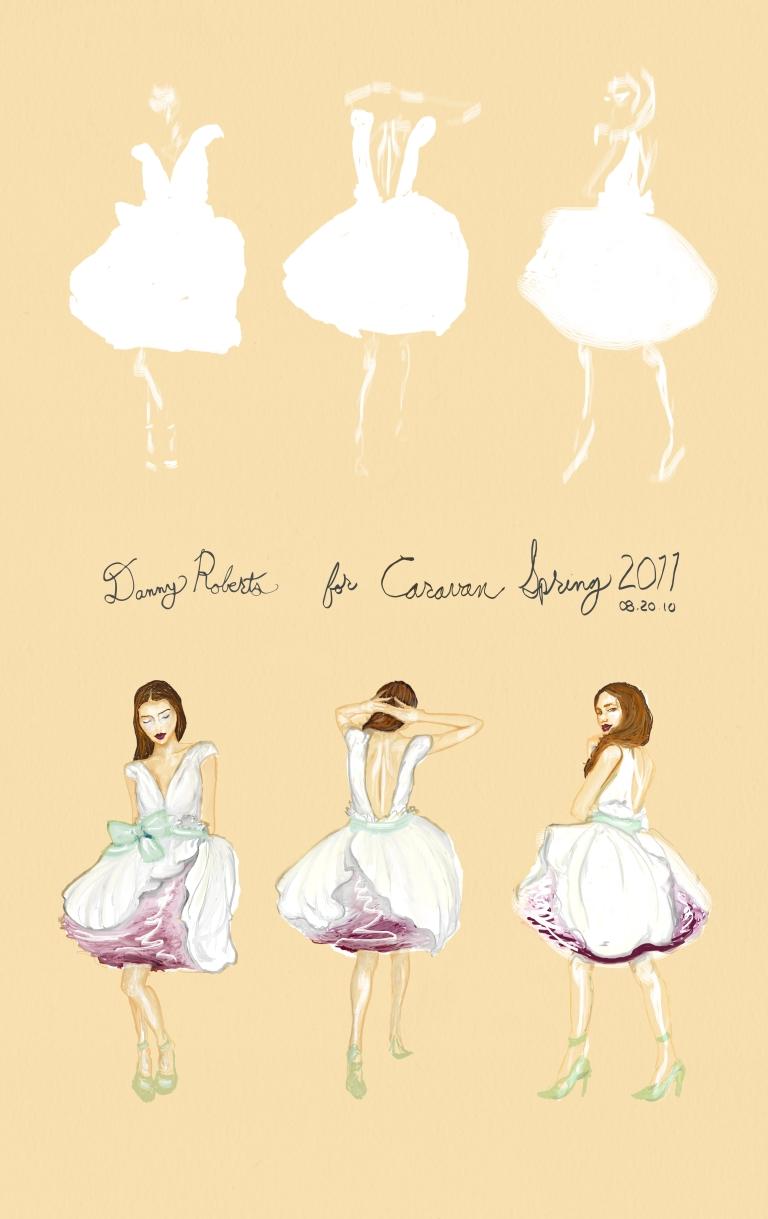 dannys dress