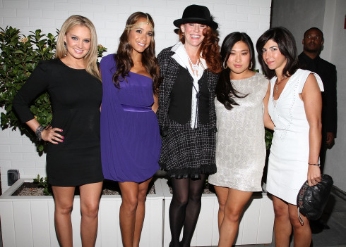 Caravan Hosts Fashion's Night Out Event at Skyroom