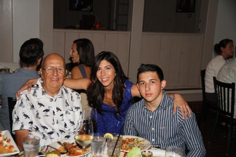 dad and jordan