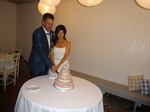 me and scott cake cutting 2