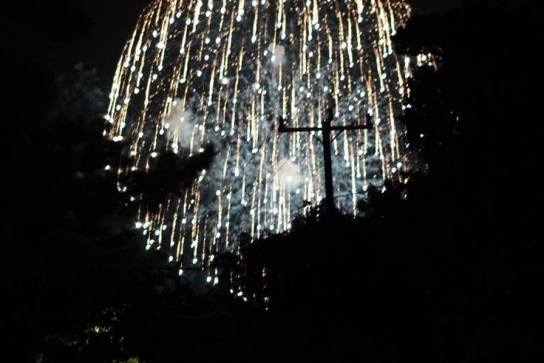 nephew firework