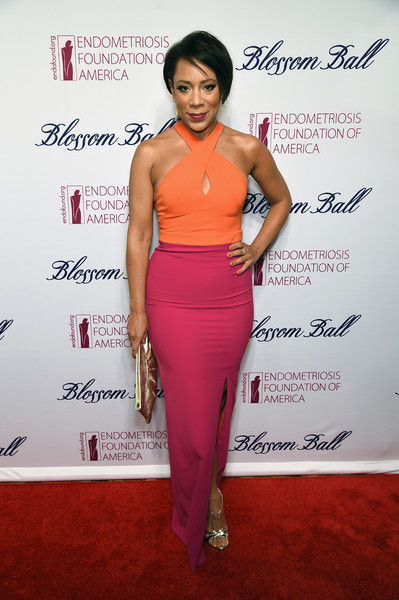 selenis leyva orange and pink