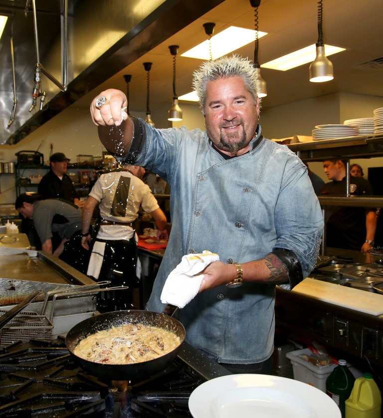 Guy Fieri Meet & Greet at Mount Airy Casino Resort