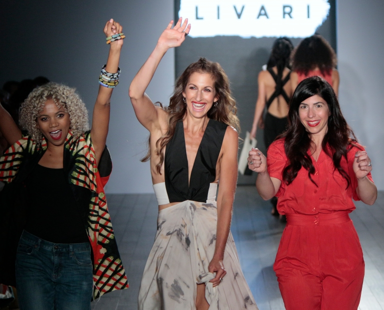 Livari by Alysia Reiner, Claudine DeSola & Tabitha St. Bernard-Jacobs Presented by Ivy