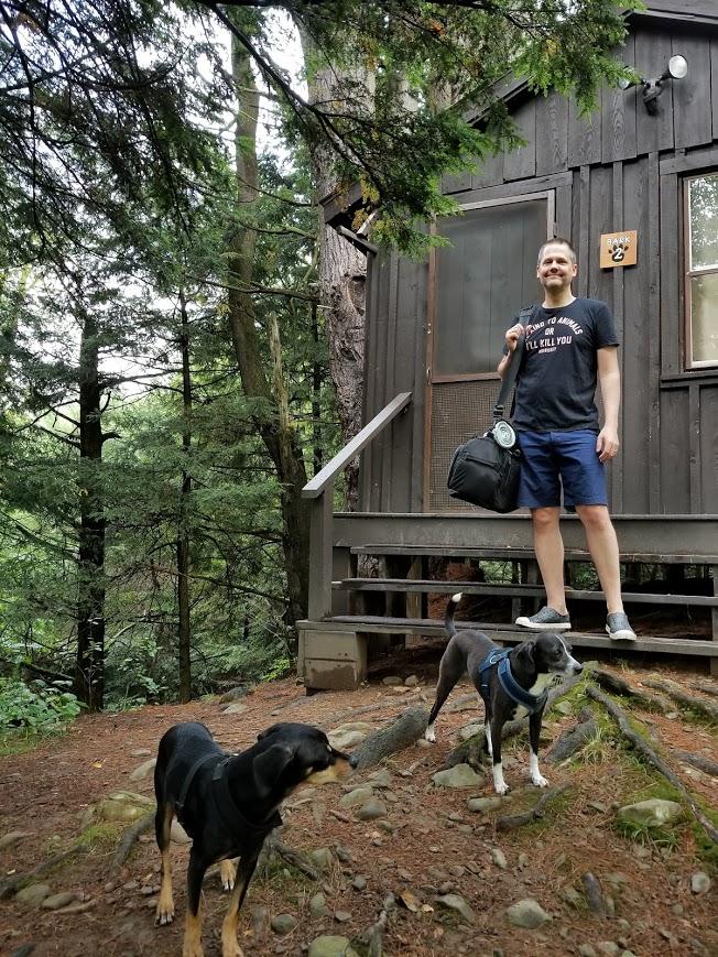 hiking 21